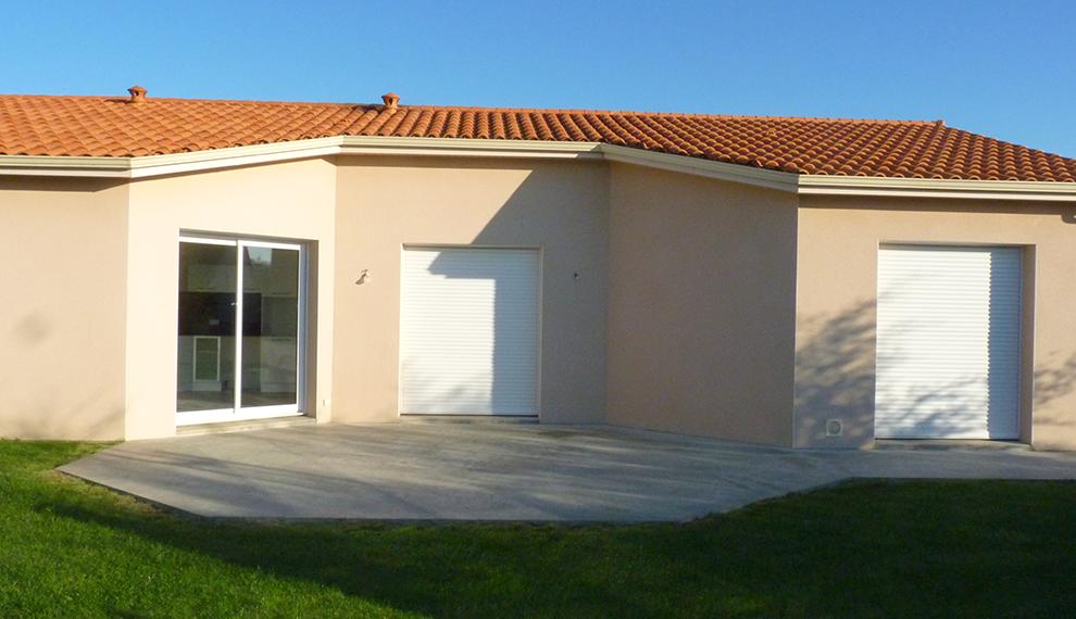 Maison Jallais - Chaillou Bâtiment